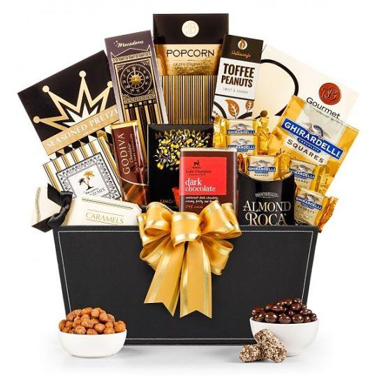 The Elegance Gift Basket Hamper