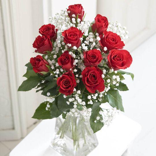 Dozen Red Roses (AUS ONLY) Hamper