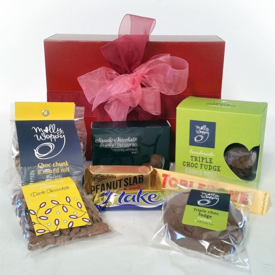 Chocolate and Cookies (NZ ONLY) Hamper
