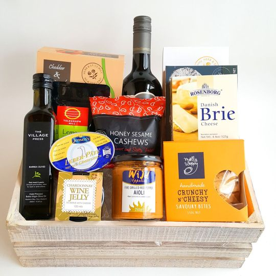 Savour & Devour (NZ ONLY) Hamper