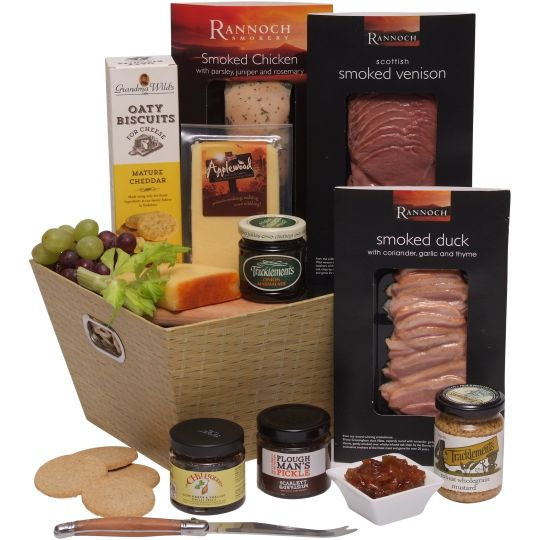 The Smoked Meat Basket Hamper