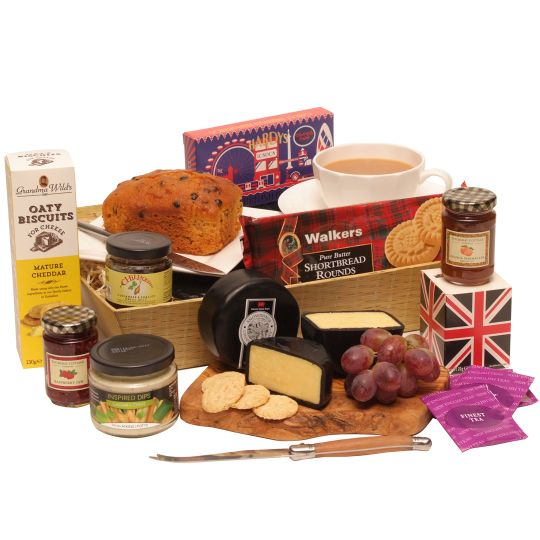 Great British Tastes Hamper