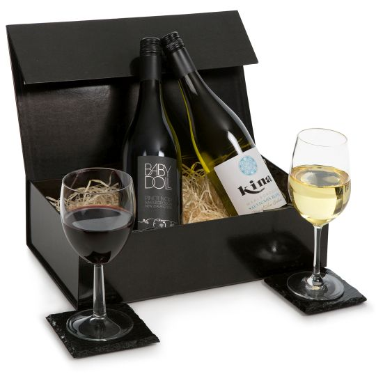 Two Bottles New Zealand Wine   Hamper
