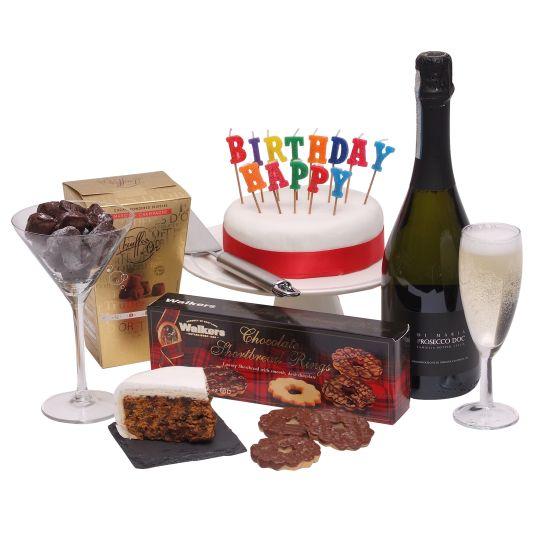 Luxury Birthday Hampers