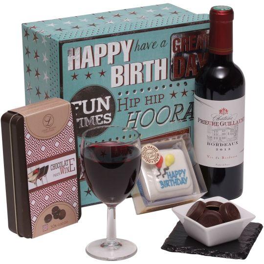 Birthday Gift Box Hamper For Him Hamper