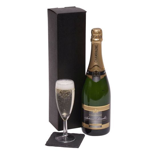 Bottle Of Champagne Gift Hamper