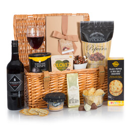 The Luxury Collection Food Hamper Hamper