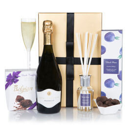 Prosecco Sensation Gift Set Hamper