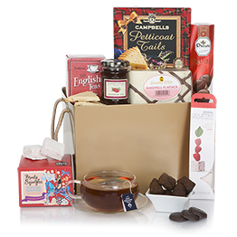 Sweet Treats For Her Hamper Hamper