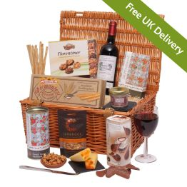 Luxury Wine & Cheese Hamper