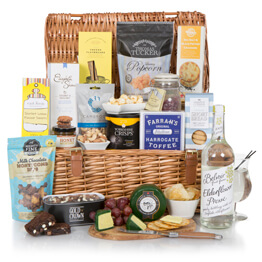 The Luxury Indulgence Food Hamper