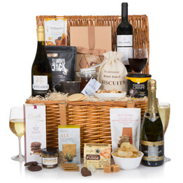 The Luxury Food Christmas Hamper Hamper