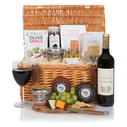 Christmas Gourmet Choice Hamper Hamper