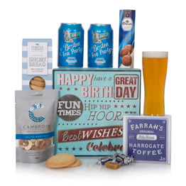 Birthday Treats Tower Hamper Hamper