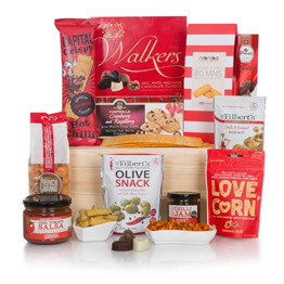 Red Hot Gourmet Hamper Hamper