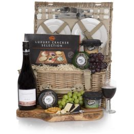 Luxury Food & Wine Traditional Hamper Hamper
