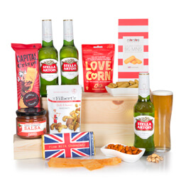 Free UK Delivery Classic Beer Hamper