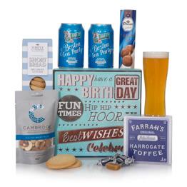 Birthday Beer Hamper Hamper