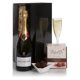 Bollinger Champagne & Chocolate Truffles