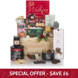 Merry Christmas Hamper Hamper