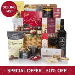 Jingle Bells Christmas Hamper Hamper