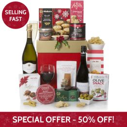 Silent Night Christmas Hamper Hamper