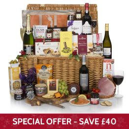 Luxury Festive Feast Hamper Hamper