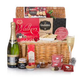 Christmas Hamper For Her Hamper