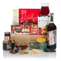 Christmas Wishes Non Alcoholic Hamper