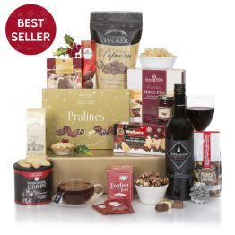 Luxury Wine Hamper