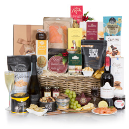 The Family Christmas Hamper Hamper
