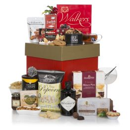 Luxury Christmas Gin Hamper Hamper