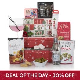 Gingle Bells Xmas Gin Hamper Hamper