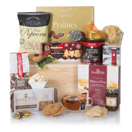 Christmas Delights Hamper Hamper