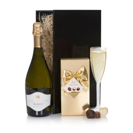 Prosecco & Chocs Christmas Hamper