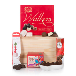 Chocolate Truffle Tower Hamper Hamper