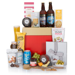 Christmas Beer Hamper Hamper