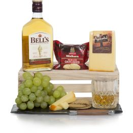 Whisky & Cheese Hamper Hamper
