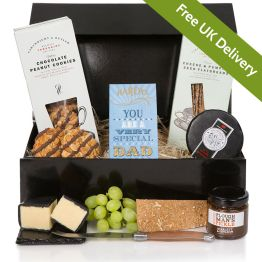 Alcohol Free Hamper For Dad