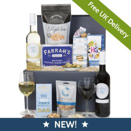 Luxury Father's Day Feast Hamper Hamper