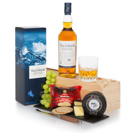 Talisker Single Malt Whisky Hamper Hamper