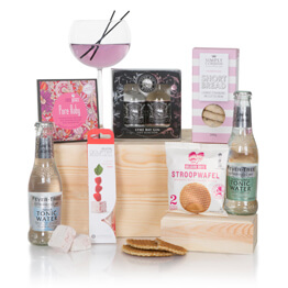 Luxury Gin Hamper For Her