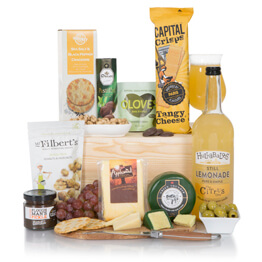 Alcohol Free Cheese Hamper Hamper