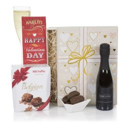 Romantic Hearts Hamper Hamper