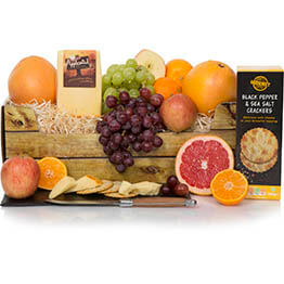 Classic Fruit Basket Hamper Hamper