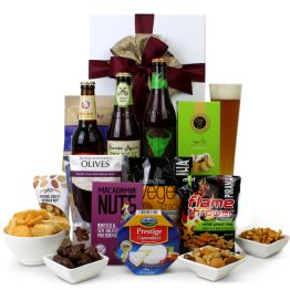 Beer 'n' Snacks Hamper