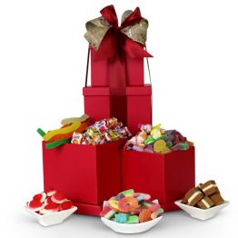 Send Hampers Gift Baskets Flowers To Australia From UK