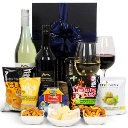 Send Hampers Gift Baskets Flowers To Australia From Uk Free
