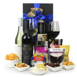 Send hampers gifts to australia free delivery food wine gift afternoon tea negle Images