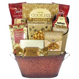 Nuts and Chocs Hamper